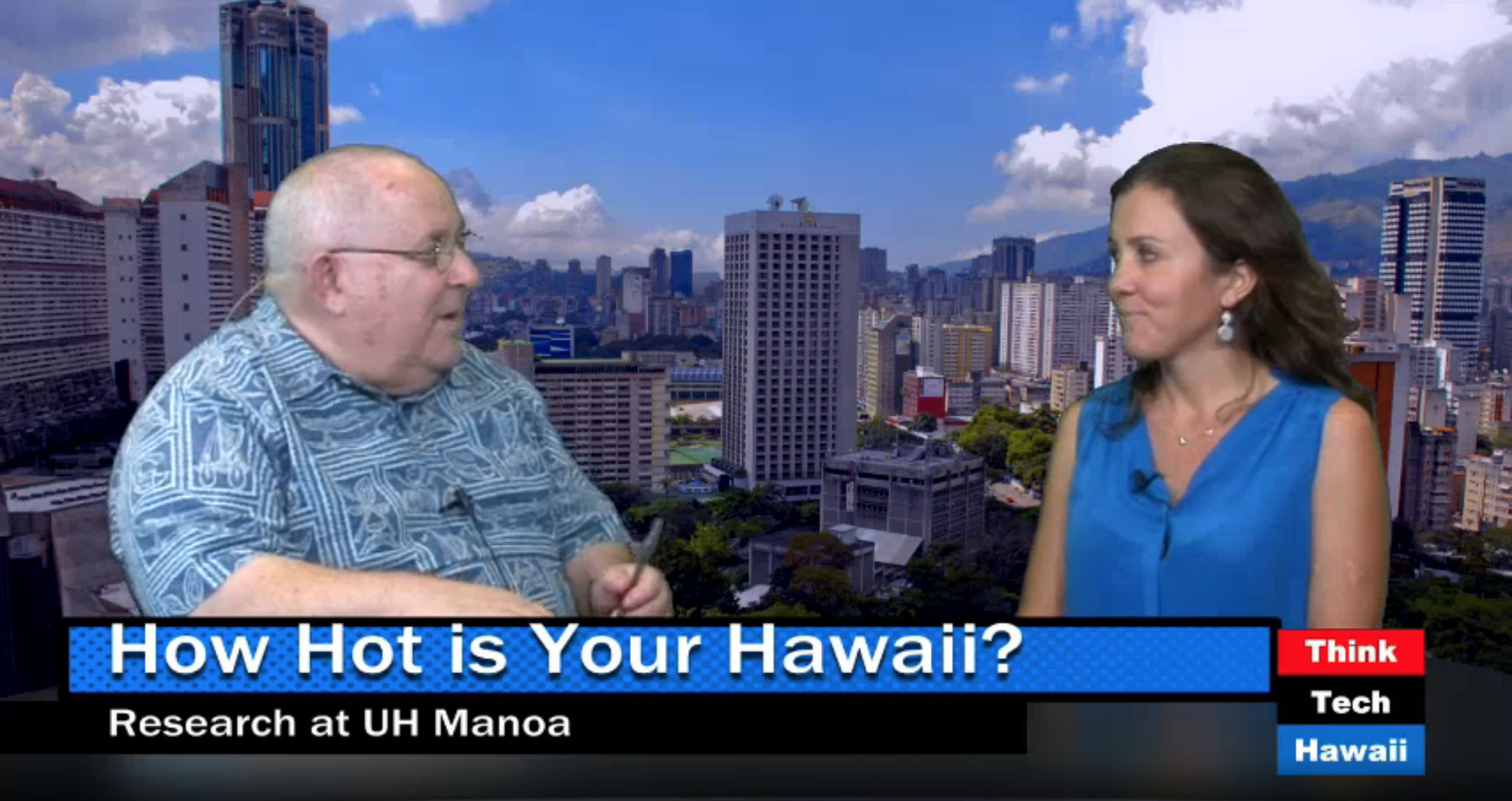 ThinkTech_How Hot is Your Hawaii image