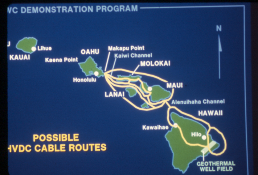 Hawaii Deep Water Cable Program