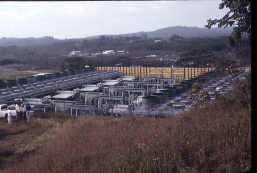 Geothermal Power Development