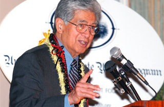 U.S. Senator Daniel Akaka's Support of Geothermal