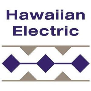 HECo logo Hawaiian Electric