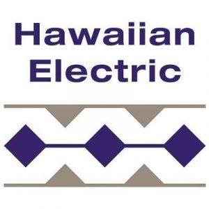 HECo logo Hawaiian Electric