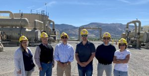 Nicole Lautze Steamboat Hills Geothermal Power Plant Reno Nevada Geothermal Rising